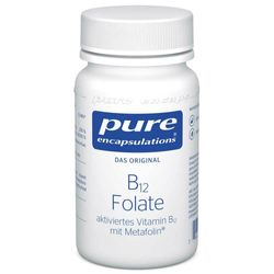 Pure Encapsulations® B12 Folate