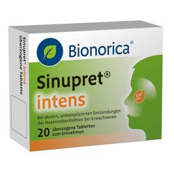 Sinupret® intens