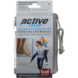 BORT ActiveColor® Knöchelbandage Gr. M haut