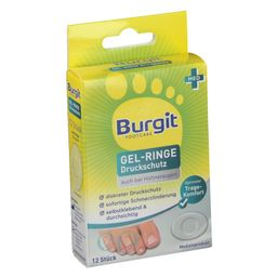 Burgit Gel-Ringe Druckschutz