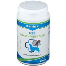 Canina® V25 Vitamintabletten