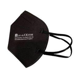 FFP2 Schutzmaske schwarz