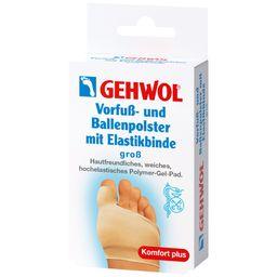 GEHWOL® Vorfuß- und Ballenpolster mit Elastikbinde