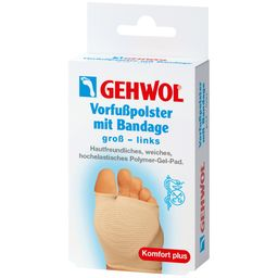 GEHWOL® Vorfußpolster mit Bandage