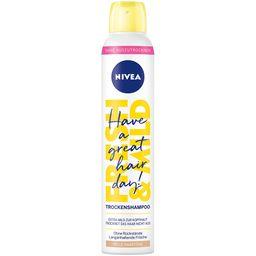 NIVEA® Hair Care Fresh Revive 3in1 Trockenshampoo Helle Haartöne