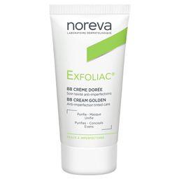 noreva Exfoliac® getönte BB-Creme Dunkel
