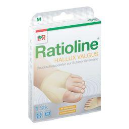 Ratioline® Hallux Valgus Druckschutzpolster M