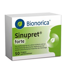 Sinupret® forte Dragees