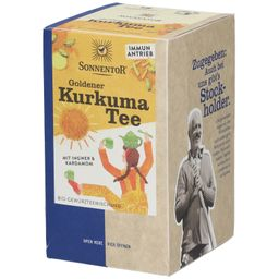 Sonnentor® Goldener Kurkuma Tee