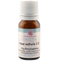 SPAGYRA Hepar Sulfuris C30