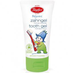 Töpfer Babycare Zahngel für Milchzähne