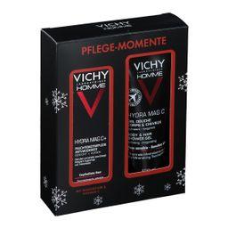 Vichy Homme Geschenkset Hydra Mag C +