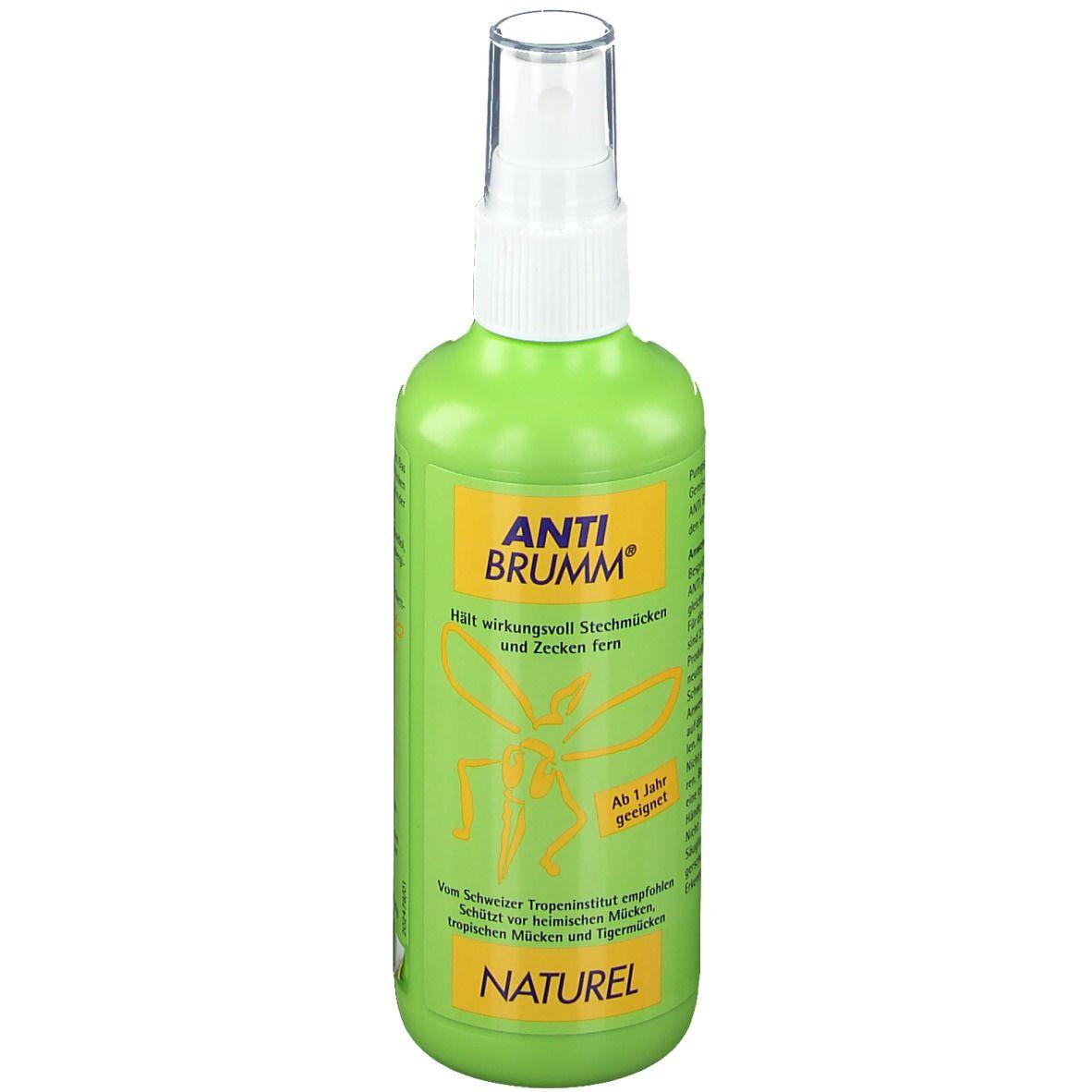 ANTI BRUMM® NATUREL Pumpzerstäuber