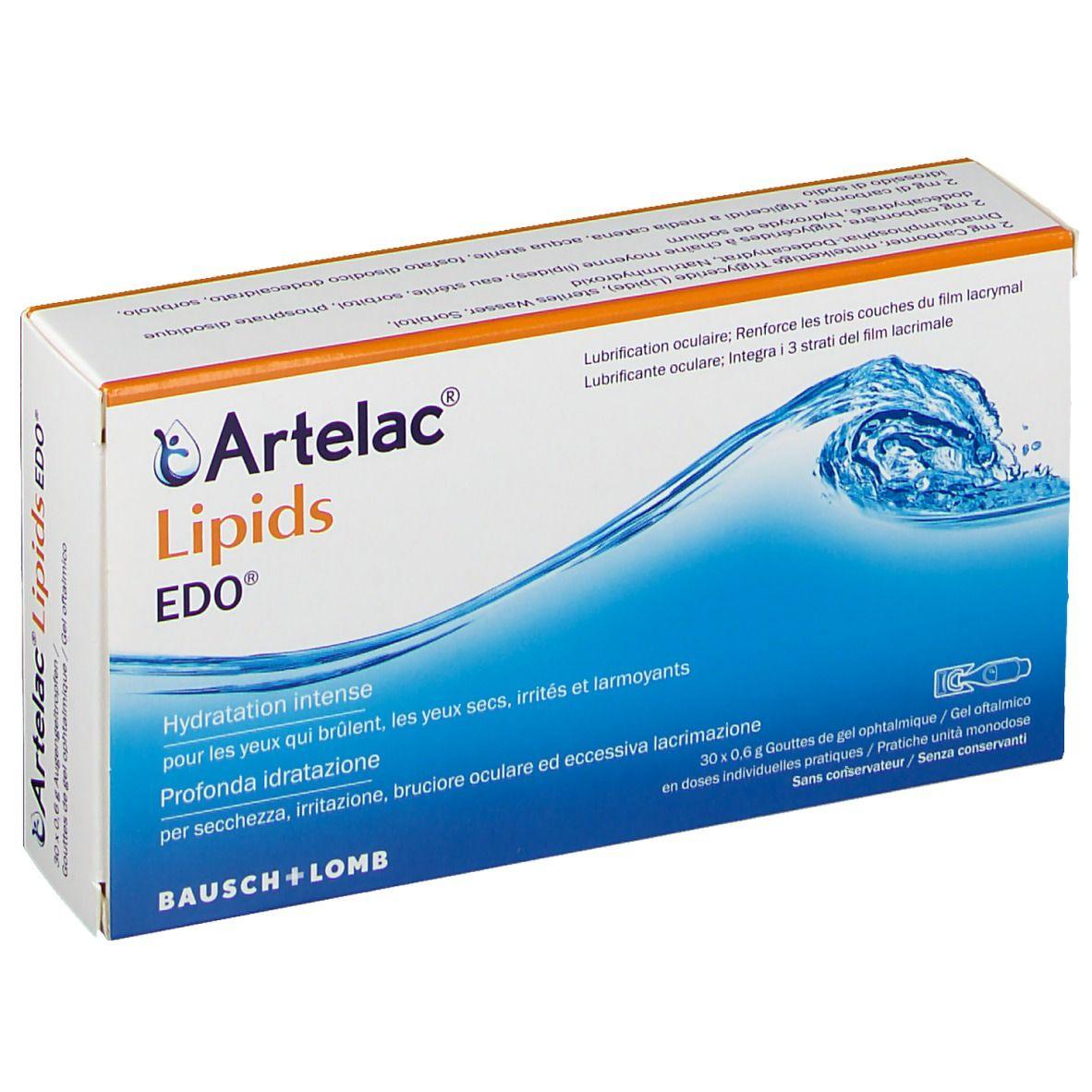 Artelac® Lipids EDO® Augengel