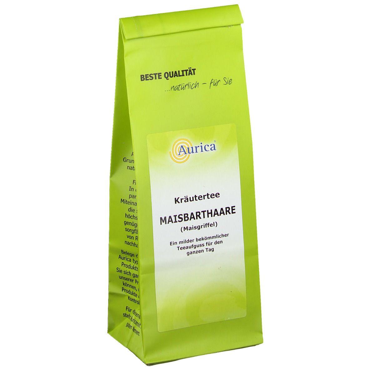 Aurica® Maisbarthaare Tee