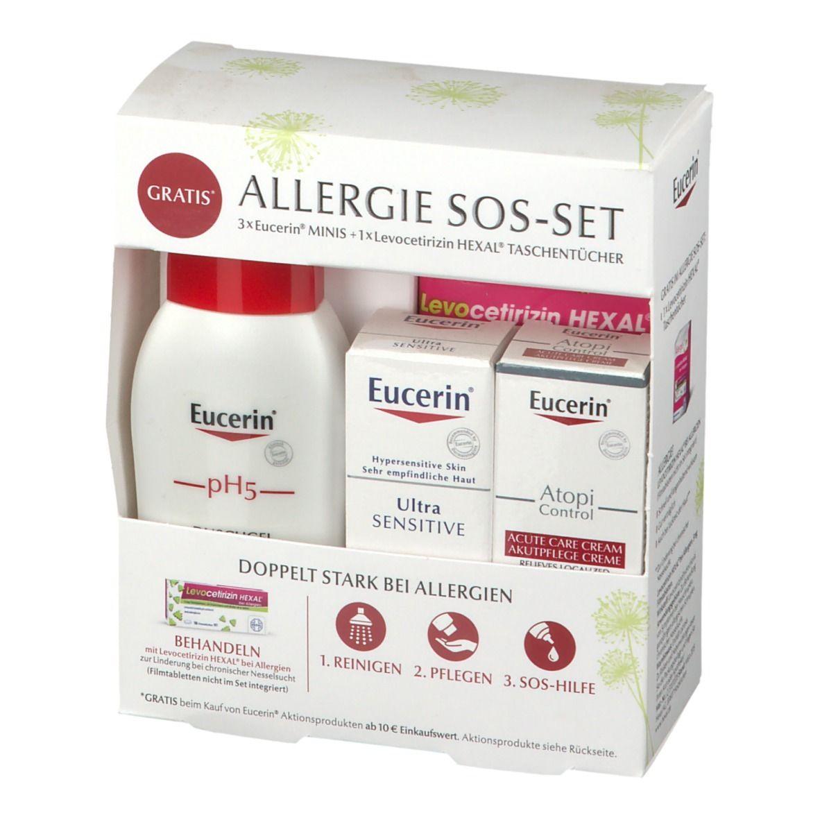 B. Allergie SOS-Set