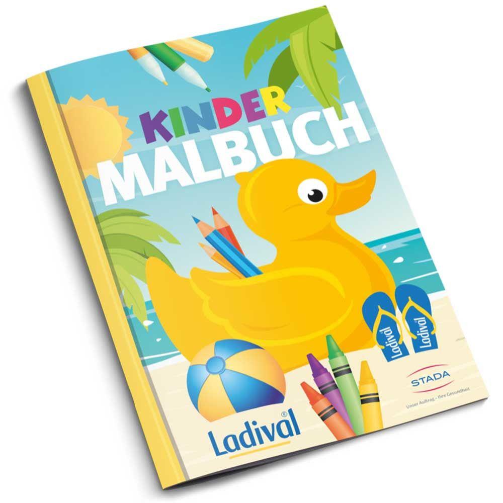 B. Ladival Kinder Malbuch