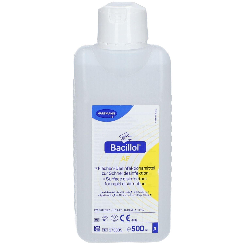 Bacillol® AF Lösung zur Flächendesinfektion