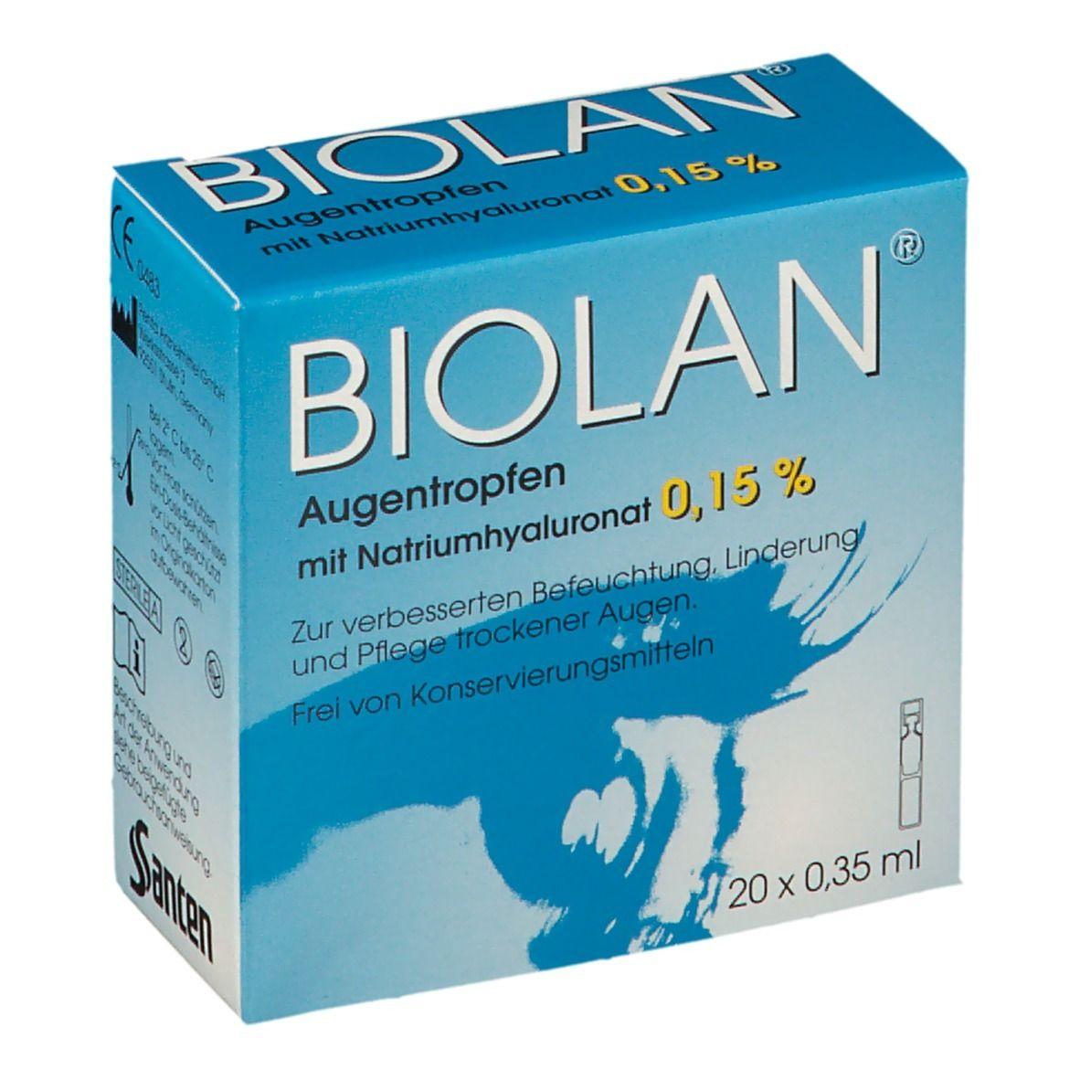 BIOLAN® Augentropfen