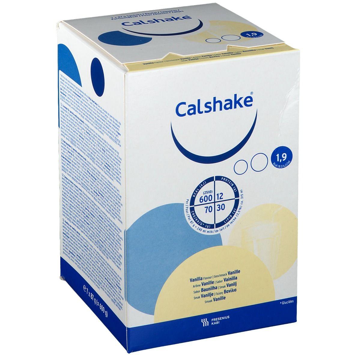Calshake® Vanille