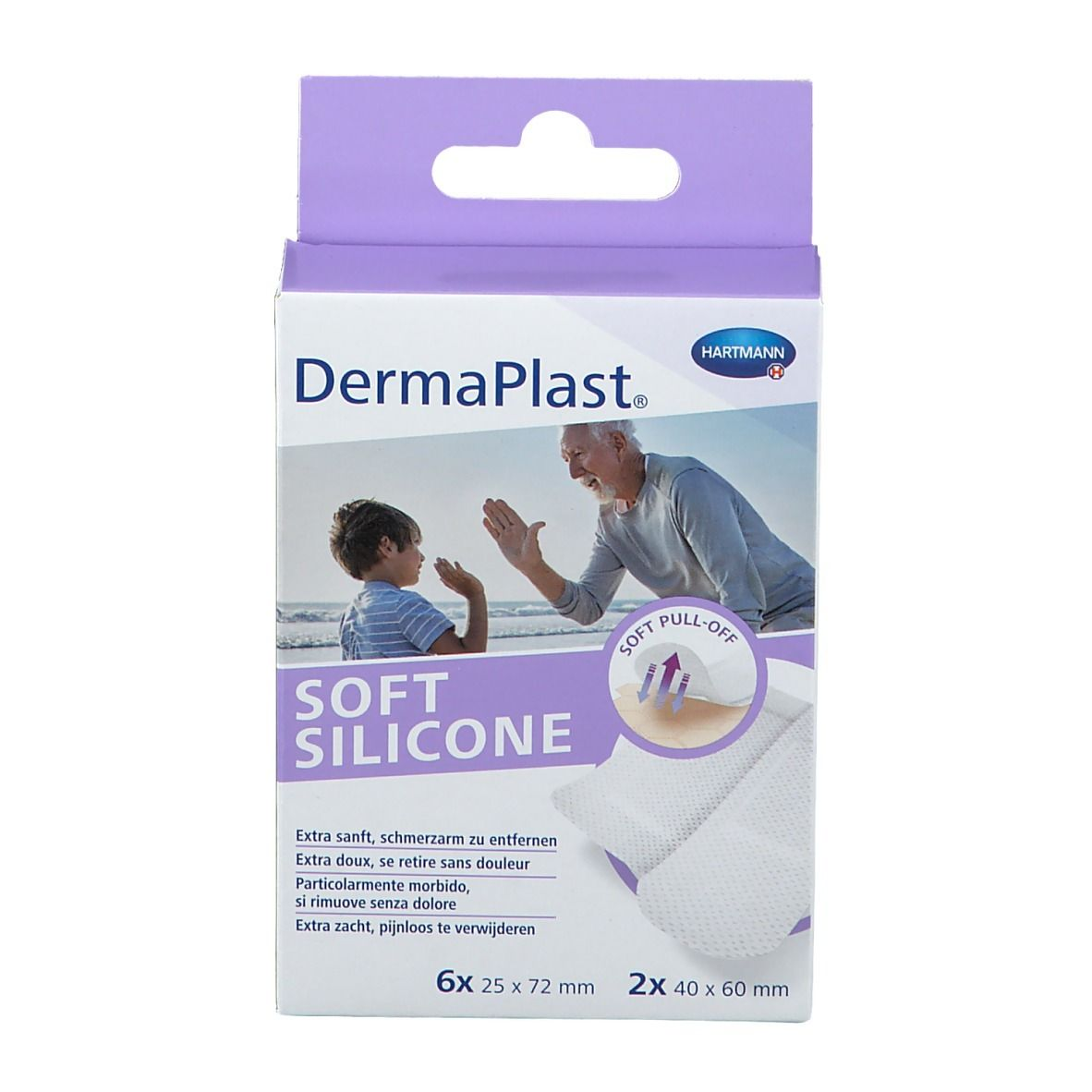 DermaPlast® Soft Silicone