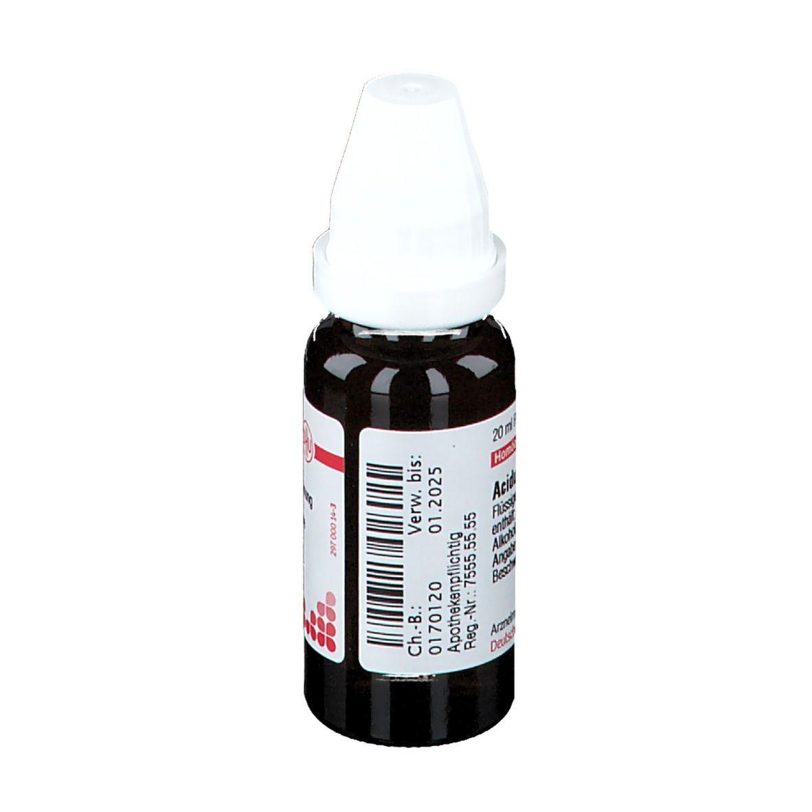 DHU Acidum Phosphoricum D4