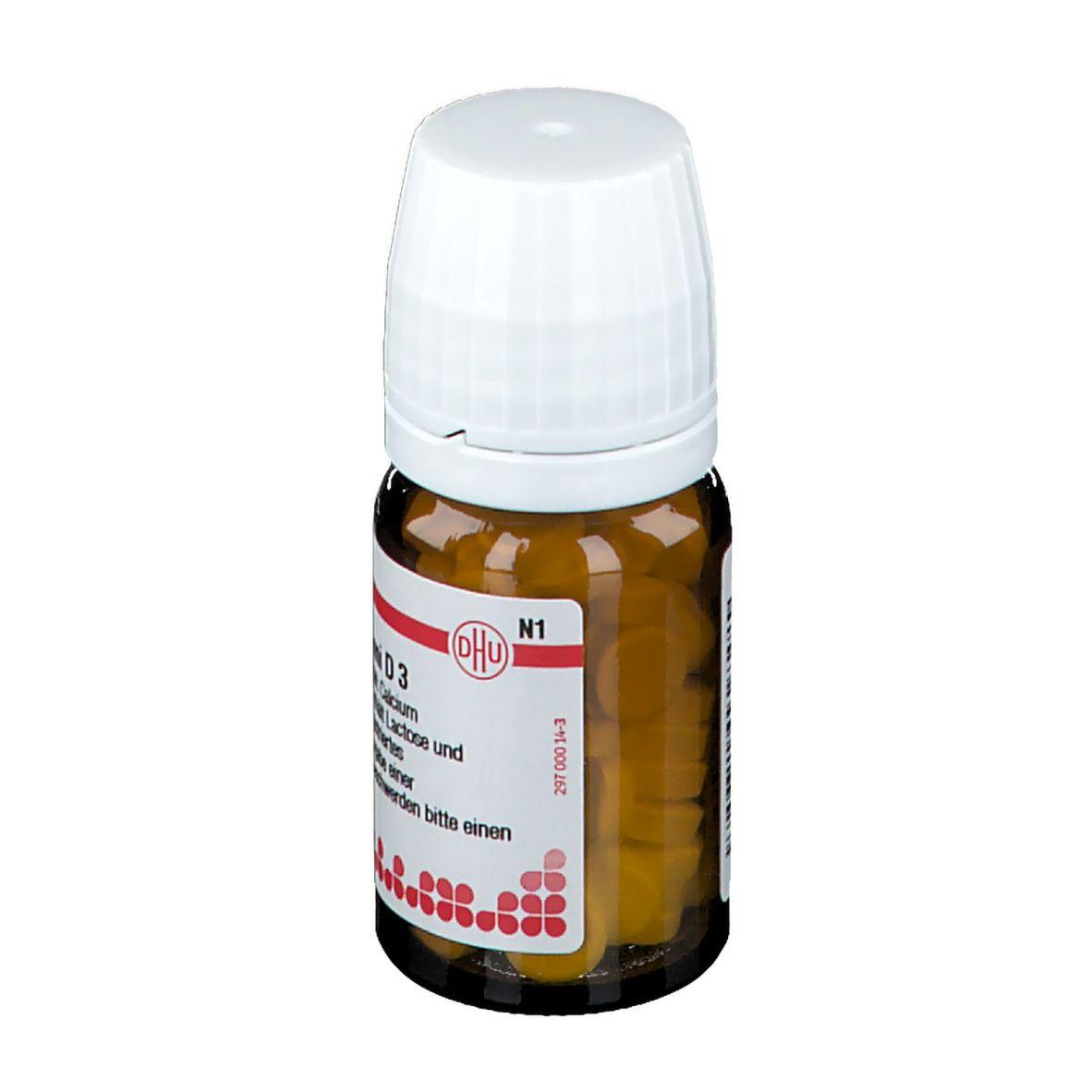 DHU Calcium Carbonicum Hahnemanni D3