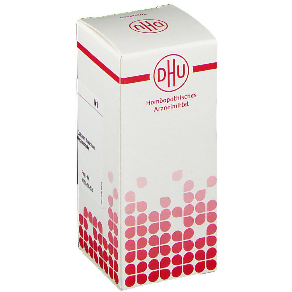 DHU Calcium Fluoratum D3