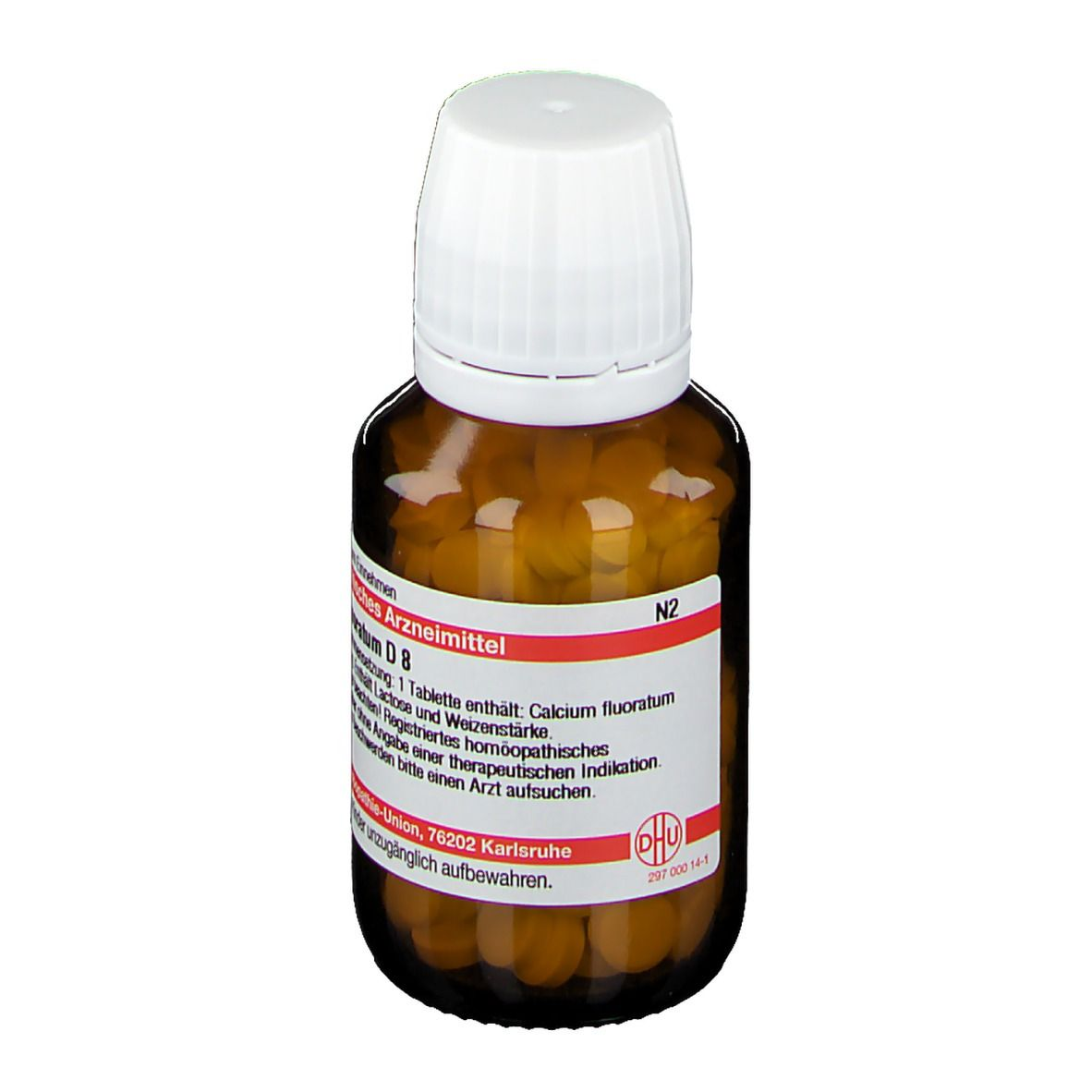 DHU Calcium Fluoratum D8