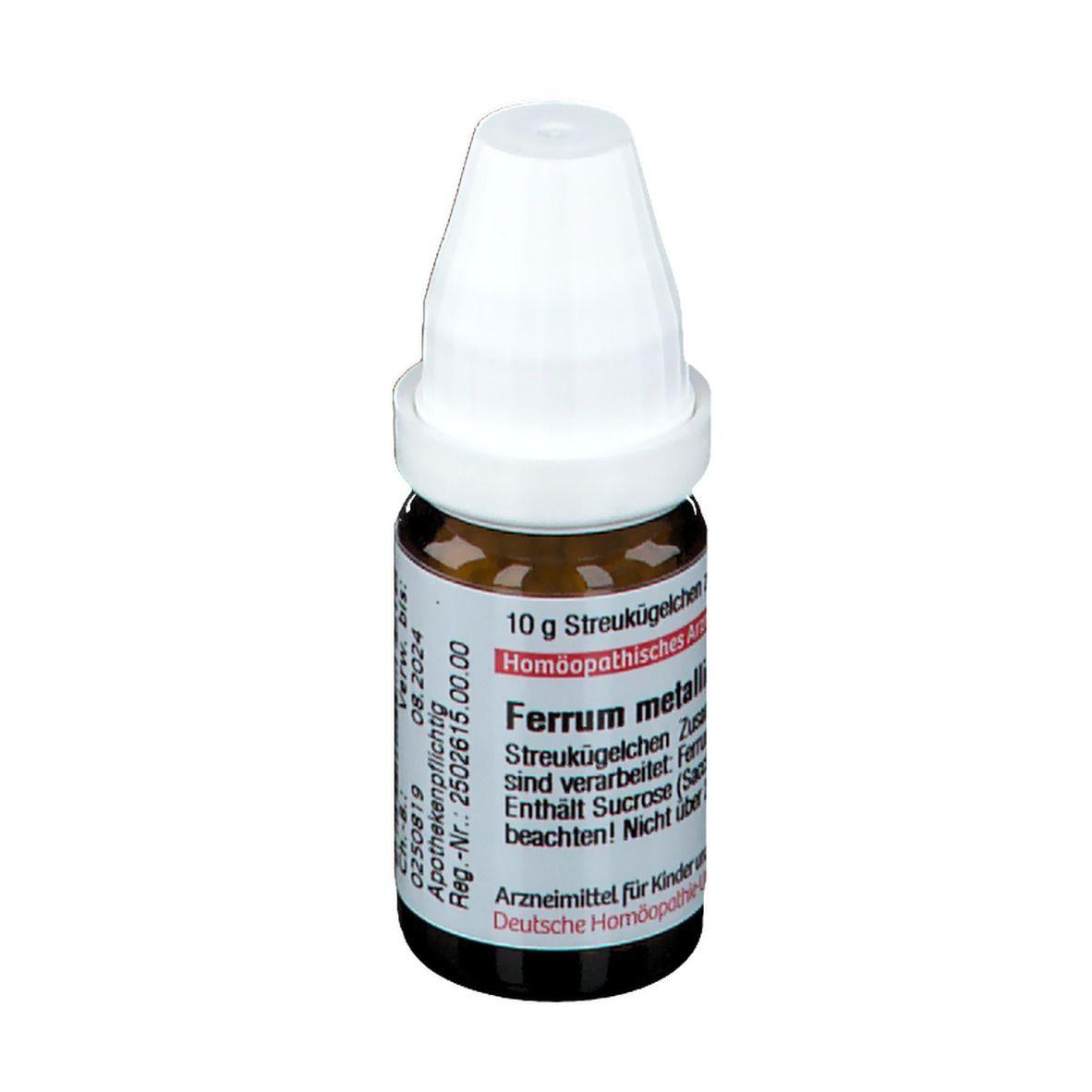 DHU Ferrum Metallicum C30