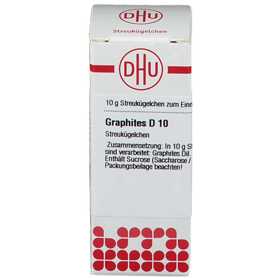 DHU Graphites D10
