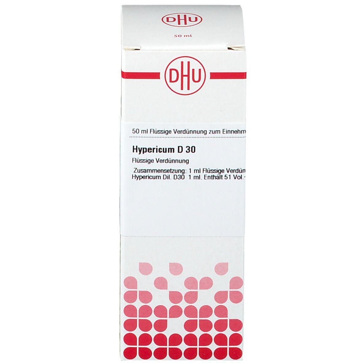 DHU Hypericum D30