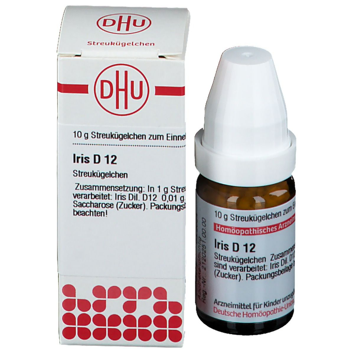 DHU Iris D12