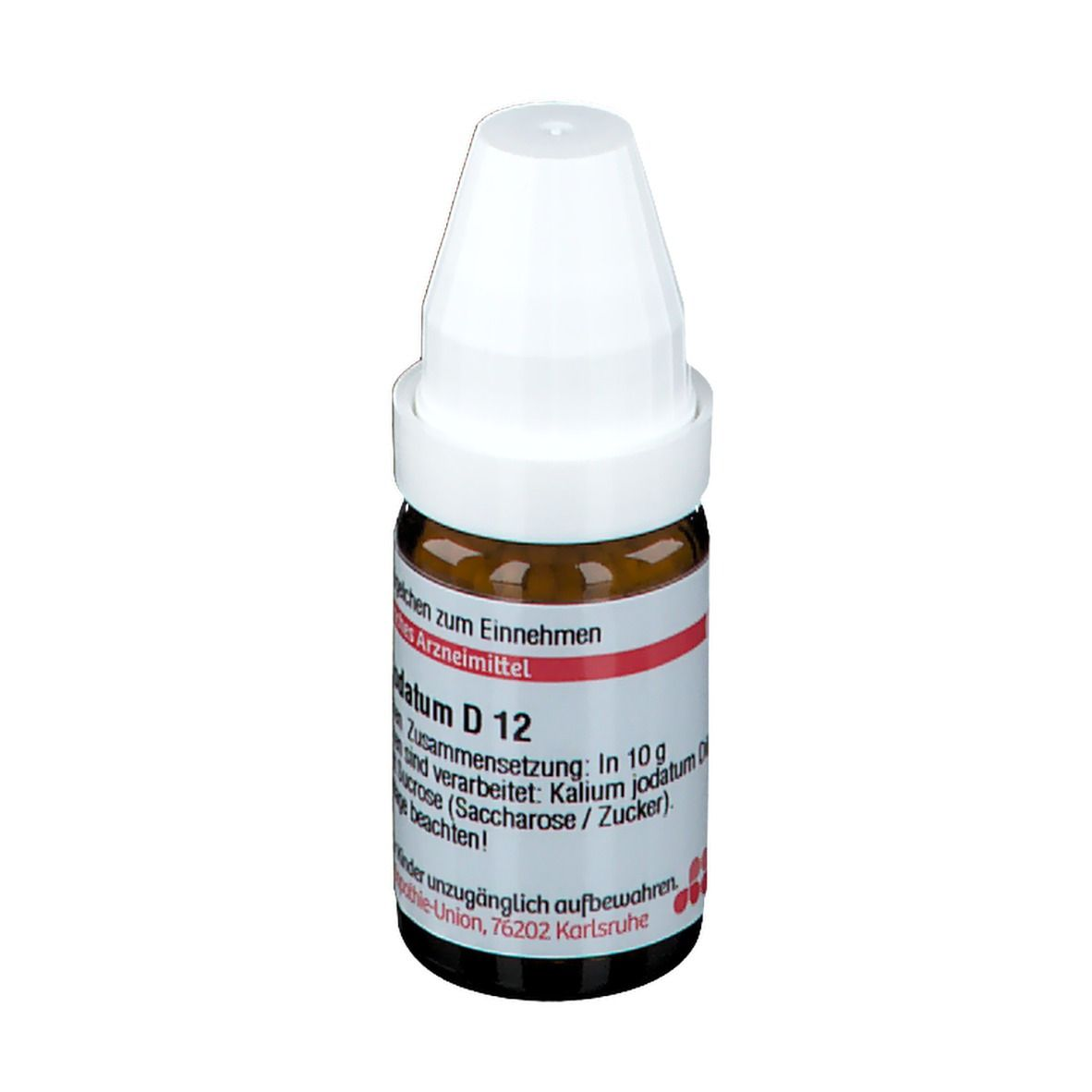 DHU Kalium Jodatum D12