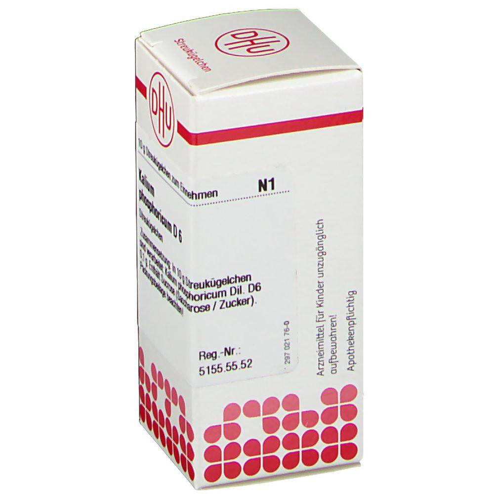 DHU Kalium Phosphoricum D6