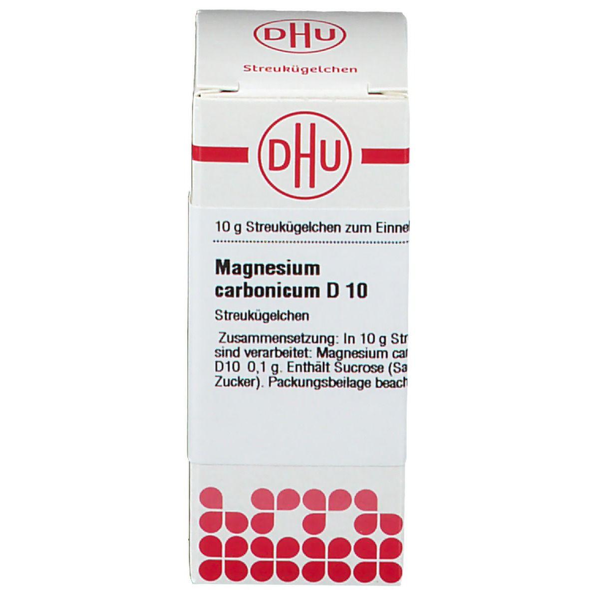 DHU Magnesium Carbonicum D10