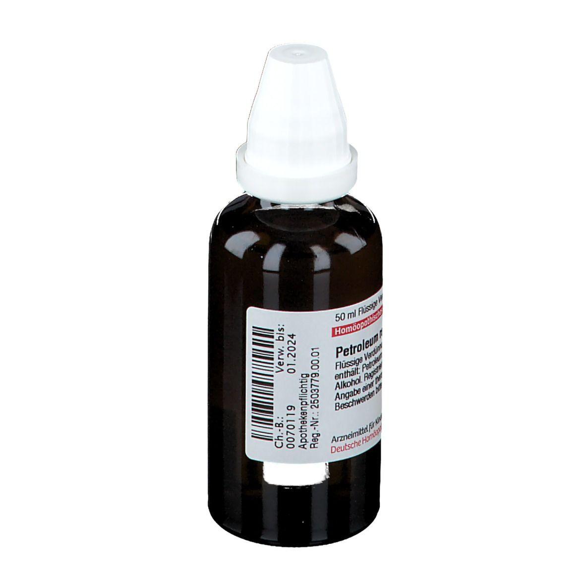 DHU Petroleum Rectificatum D30