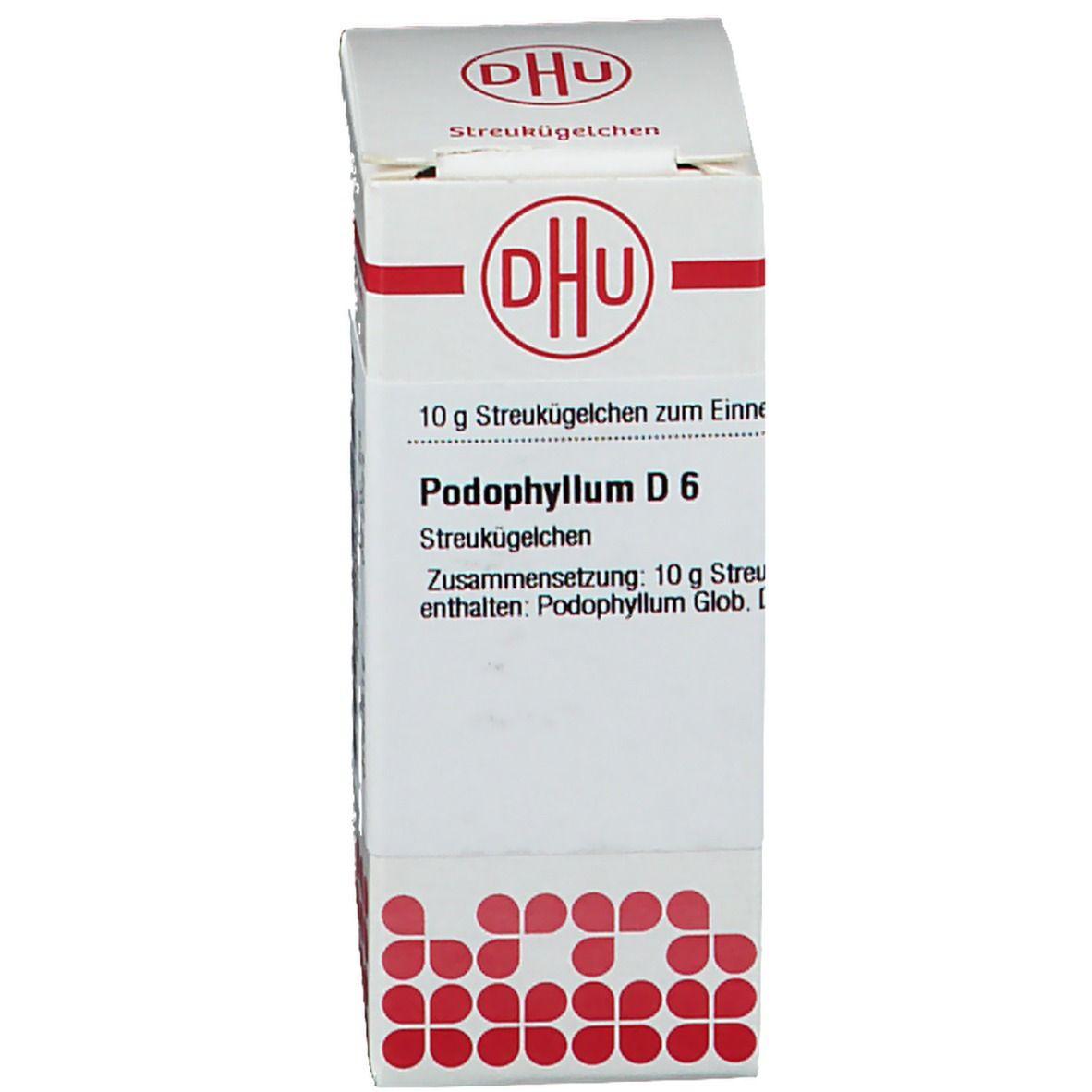 DHU Podophyllum D6