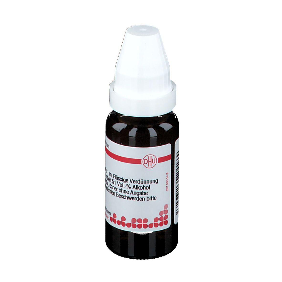 DHU Secale Cornutum D4