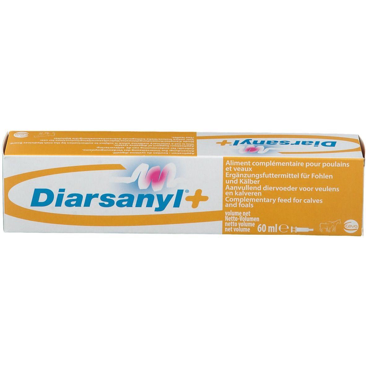diarsanyl® plus für Kälber und Fohlen