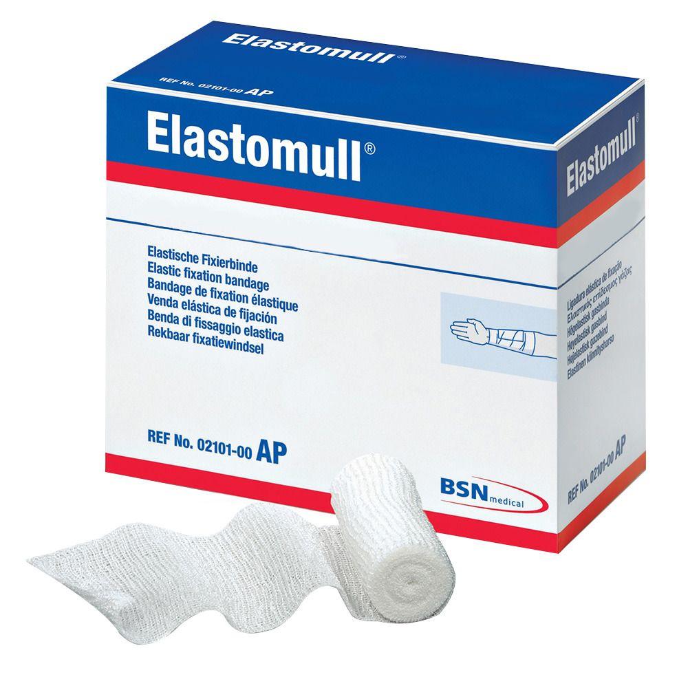 Elastomull® elastische Fixierbinde 4m x 12cm in Polypropylen