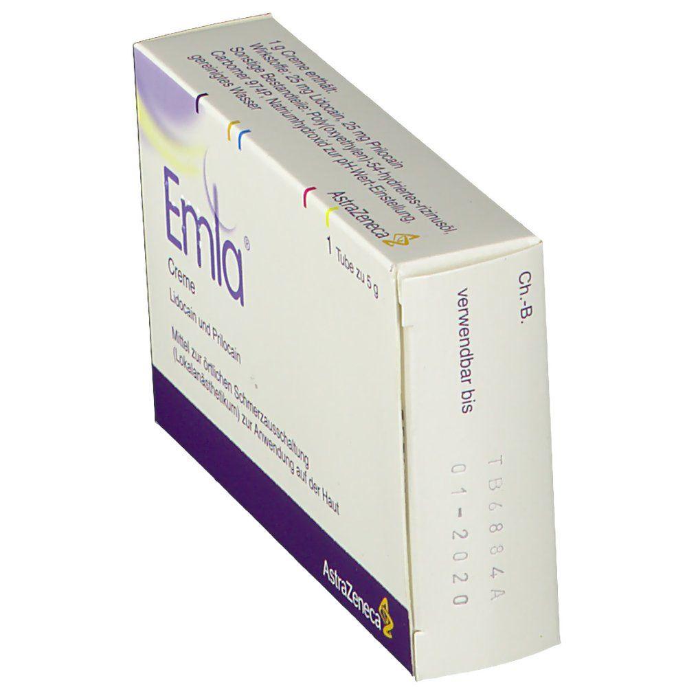 EMLA® Creme + 2 Tegaderm Pflaster 5 g - shop-apotheke.at