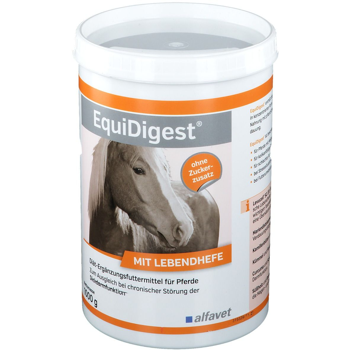 EquiDigest® Pulver