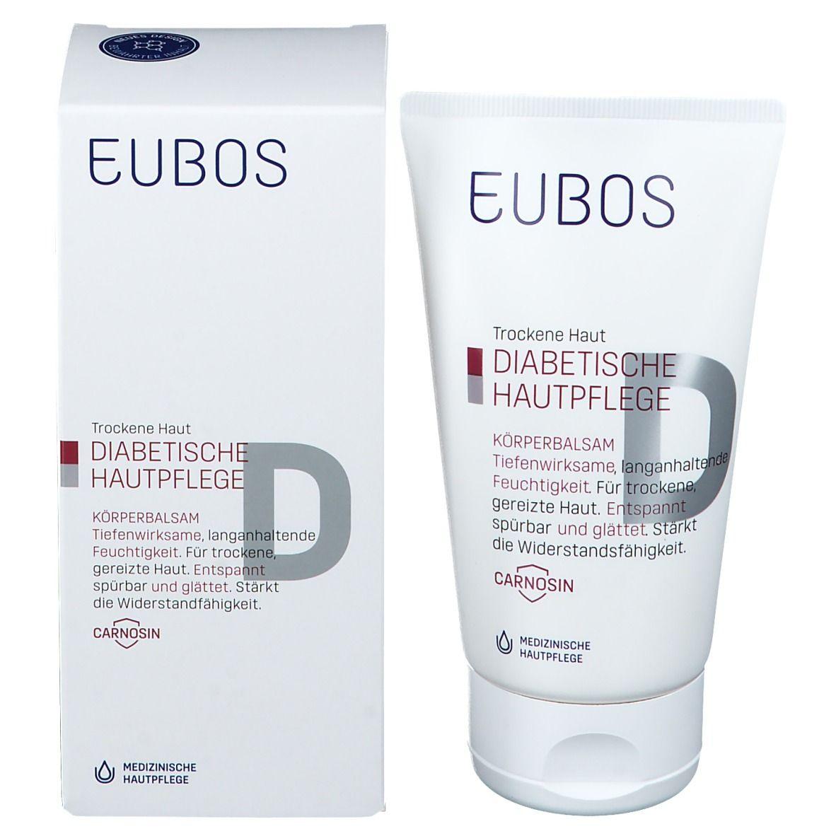 EUBOS® DIABETES HAUT SPEZIAL Körperbalsam Anti Xerosis