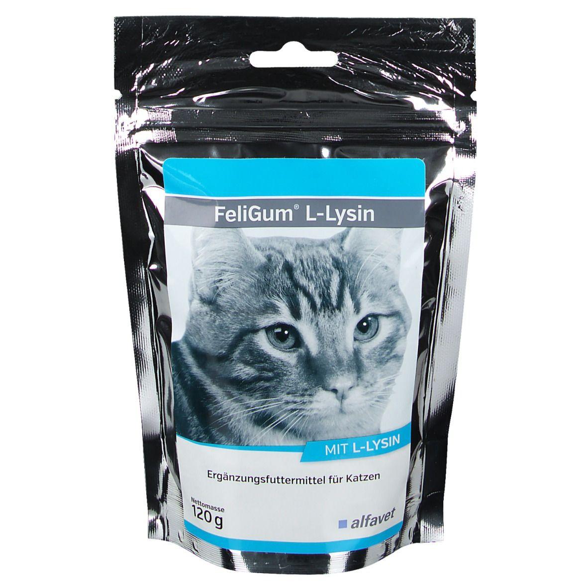 FeliGum® L-Lysin