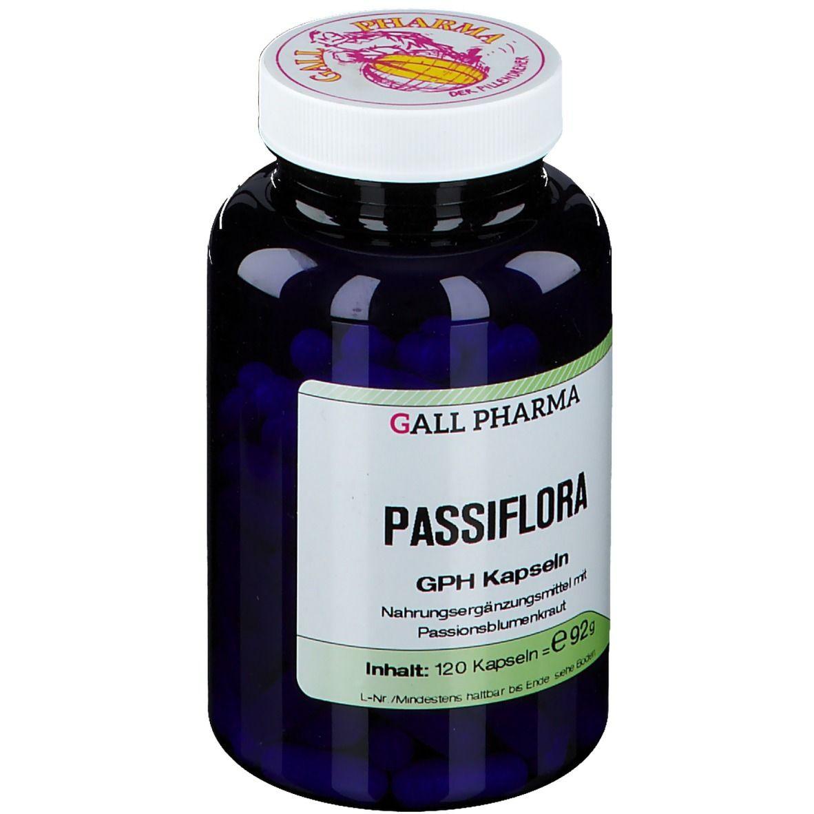 GALL PHARMA Passiflora GPH Kapseln