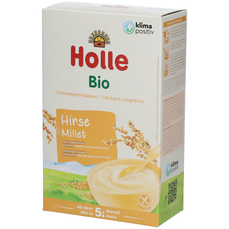 Holle Bio-Babybrei Hirse