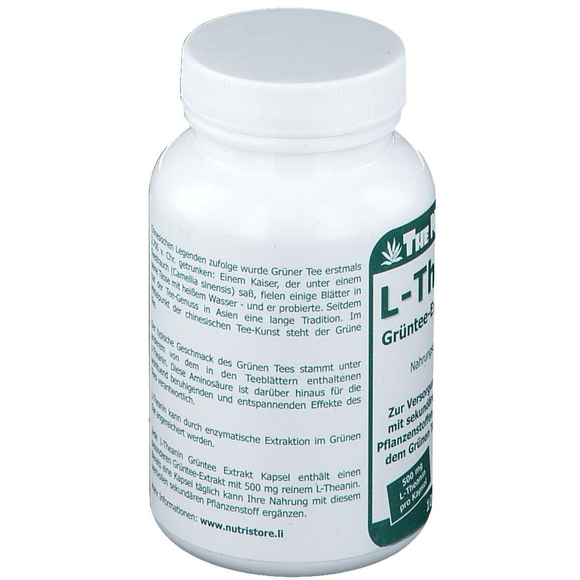 L-Theanin 500 mg