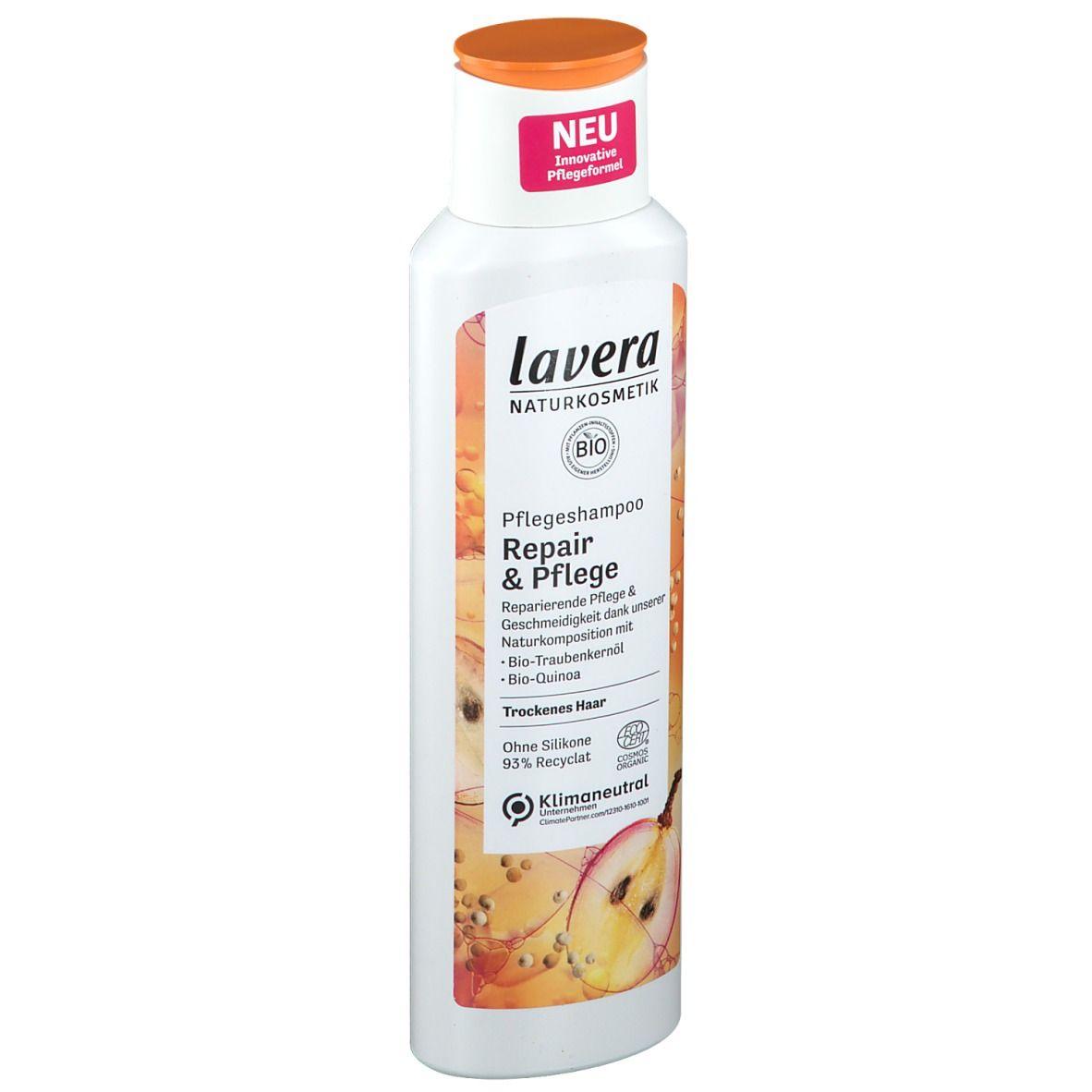 lavera Pflegeshampoo Repair & Pflege