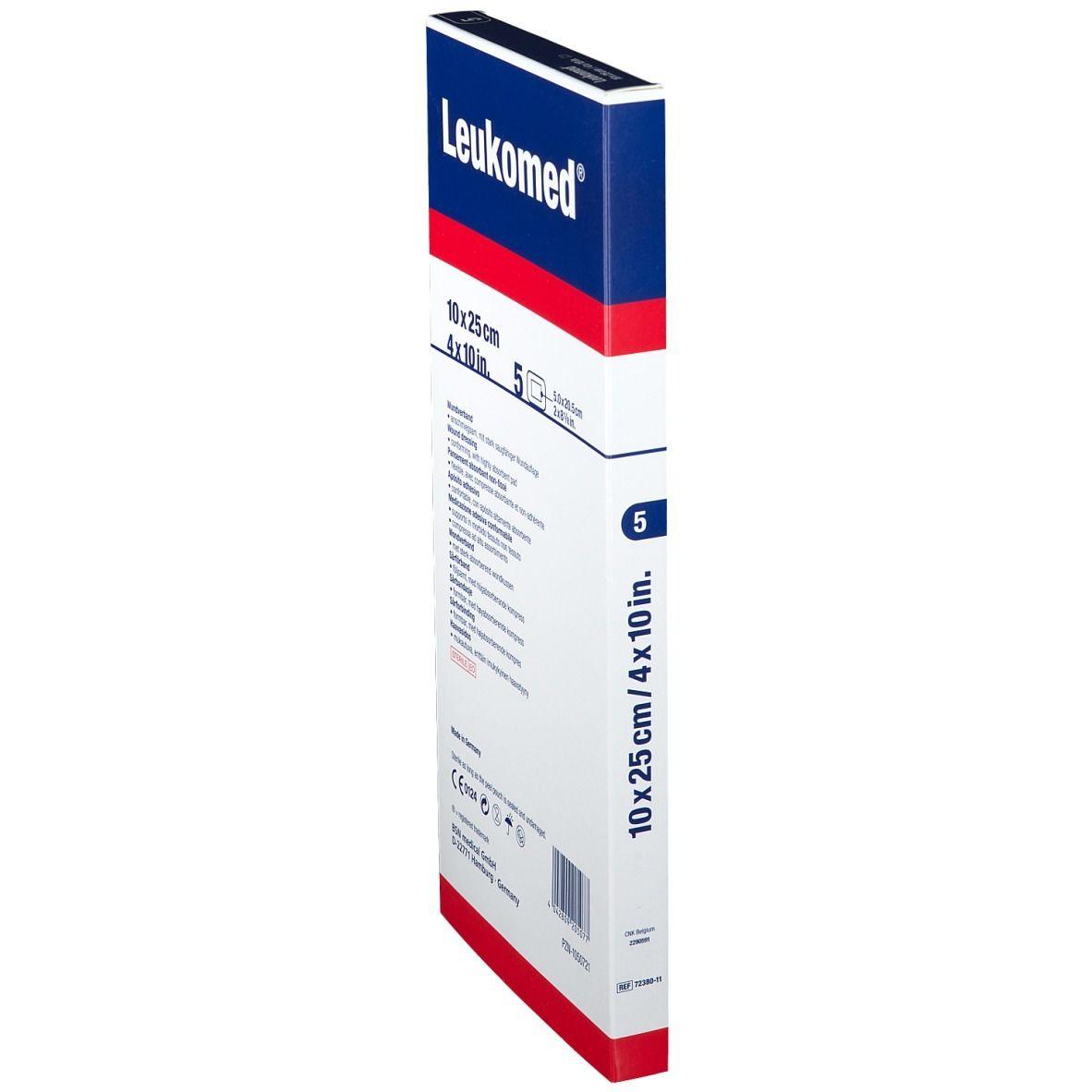 Leukomed® 10 cm x 25 cm steril